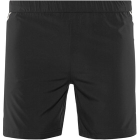 UYN Running Alpha OW Shorts Men Black/Anthracite/Silver